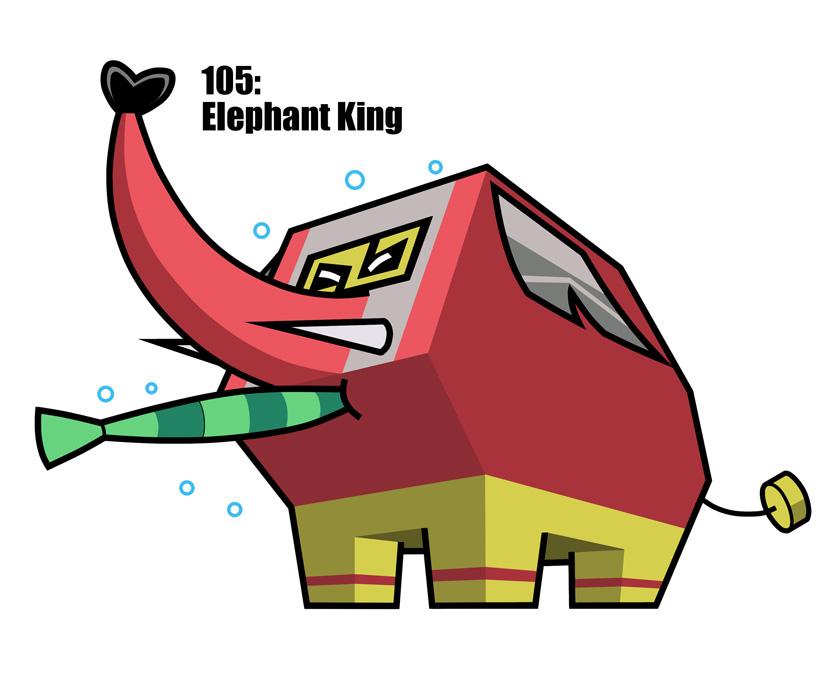 Queen of the elephants xxx 10