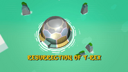 Resurrection of T-Rex 001