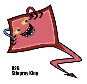Stingray King