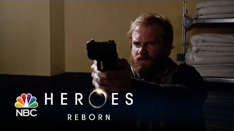 Heroes Reborn - Stabbed in the Back (Episode Highlight)