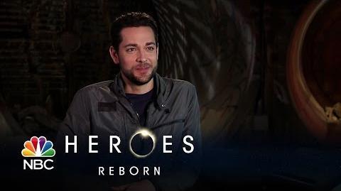 Heroes Reborn - Profile Luke and Joanne (Preview)