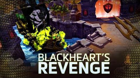 In Development New Heroes Brawl Battleground - Blackheart's Revenge