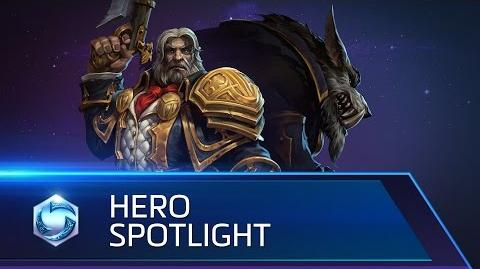 Greymane Spotlight – Heroes of the Storm