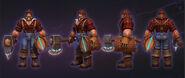Uther - Lumberjack cosplay
