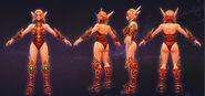 Tyrande - Blood elf cosplay 1