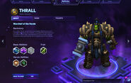 Heroes Shop Thrall 00