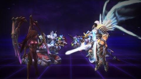 Heroes of the Storm PAX Feature Trailer