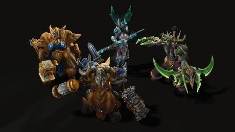 In Development Master Skins (Warcraft Part 2)