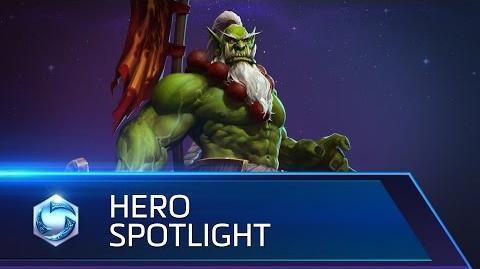 Samuro Spotlight – Heroes of the Storm