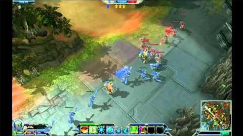 Blizzard DotA - Neutral Camp Mechanic