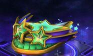 Star Chariot - Green
