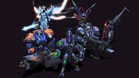 In Development Master Skins Zeratul, Tyrael, Tychus, and more!