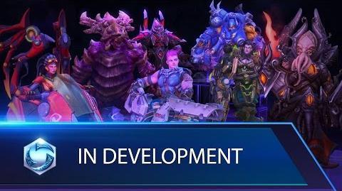 In Development - Machines of War – New Heroes & Skins