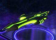 Void Speeder - Green