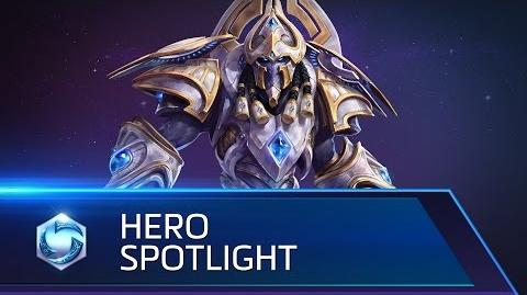 Artanis Spotlight – Heroes of the Storm
