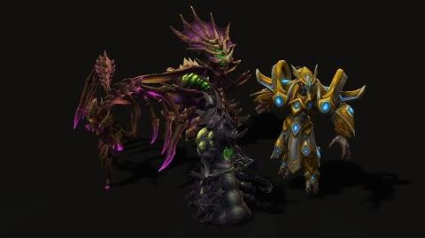 In Development Master Skins (StarCraft)