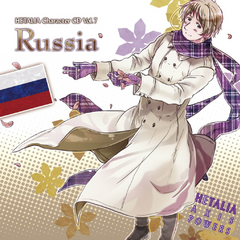 Russia's Character CD