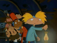 Four-Eyed Jack, episode