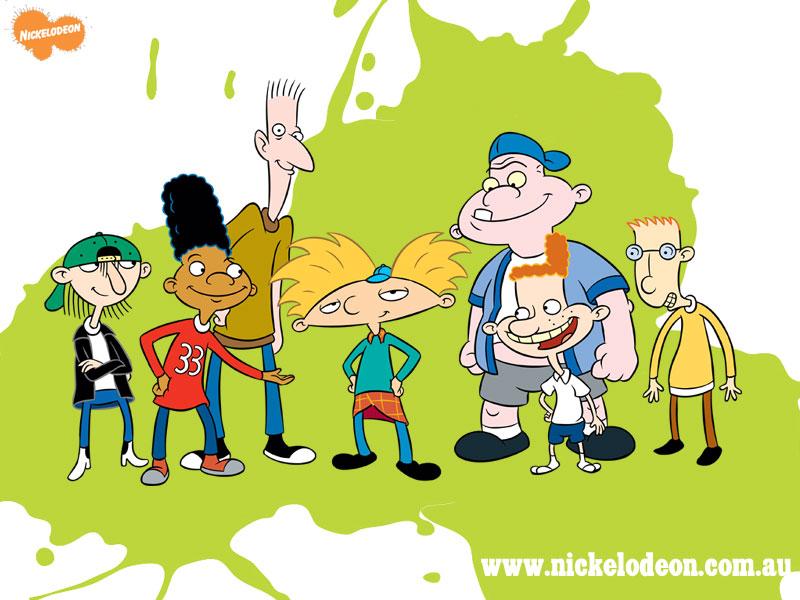 Characters | Hey Arnold Wiki | FANDOM powered by Wikia