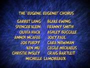 The Eugene, Eugene! Chorus