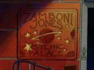 Zamboni Jones' Psychic Palace