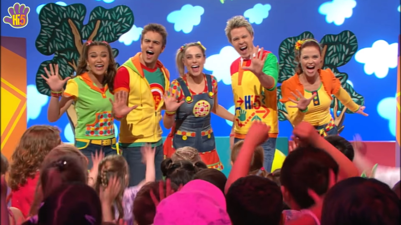 Hi-5 Series 13, Episode 37 (Teams)