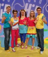 Hi-5 second 2010