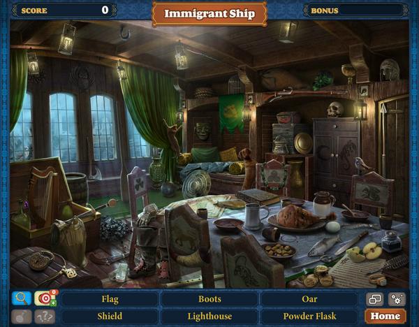 Scene Immigrant Ship-Screenshot