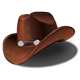 Quest Task Cowboy Hat-icon