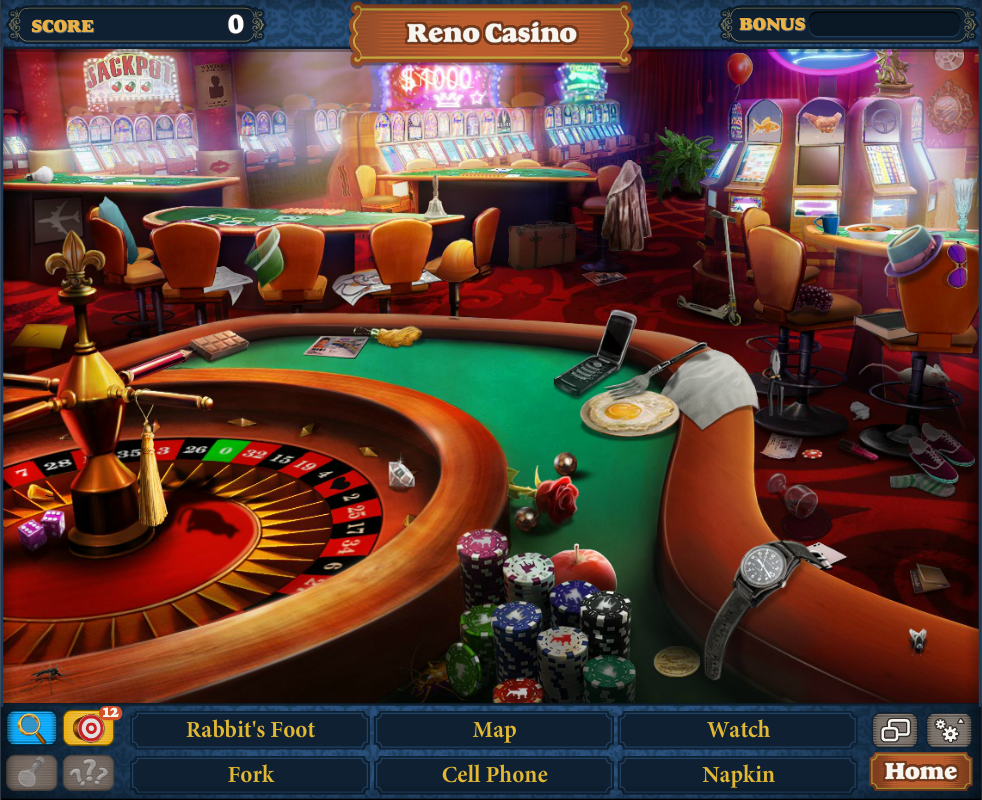 Reno casino topless gambling negative statistics in america