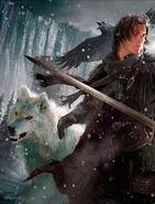 Jon Snow by Michael Komarck©