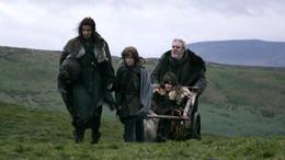 Osha, Hodor, Bran y Rickon HBO.png