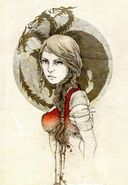 Daenerys Targaryen by Elia Mervi©