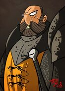 Gregor Clegane by The Mico©