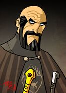 Stannis Baratheon by The Mico©