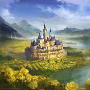 Highgarden by Juan Carlos Barquet, Fantasy Flight Games©