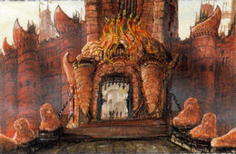 Puerta del León by Franz Miklis, Fantasy Flight Games©.jpg