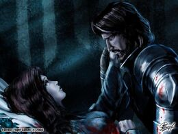 Lyanna y Ned by Amoka, Fantasy Flight Games©.jpg