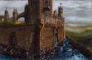 Riverrun by Franz Miklis, Fantasy Flight Games©