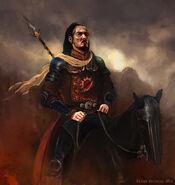 Oberyn Martell by Filipe Hattori©