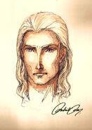 Viserys Targaryen by Duhita Das©