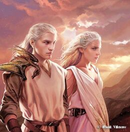 Valyrian Couple by Magali Villeneuve©.jpg