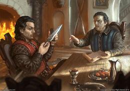 Oberyn y Doran Martell by Lukasz Jaskolski©.jpg