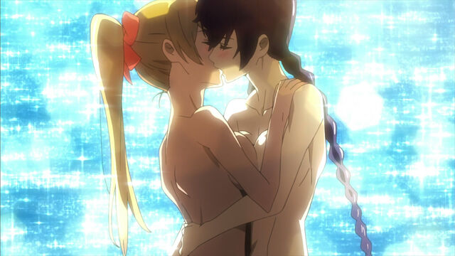File:Rei and Saeko kiss.jpg