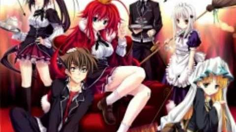 Highschool DxD OST Disk 2 OST - 17 Sakusen