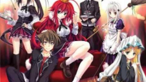 Highschool DxD OST Disk 2 OST - 10 Eyecatch D