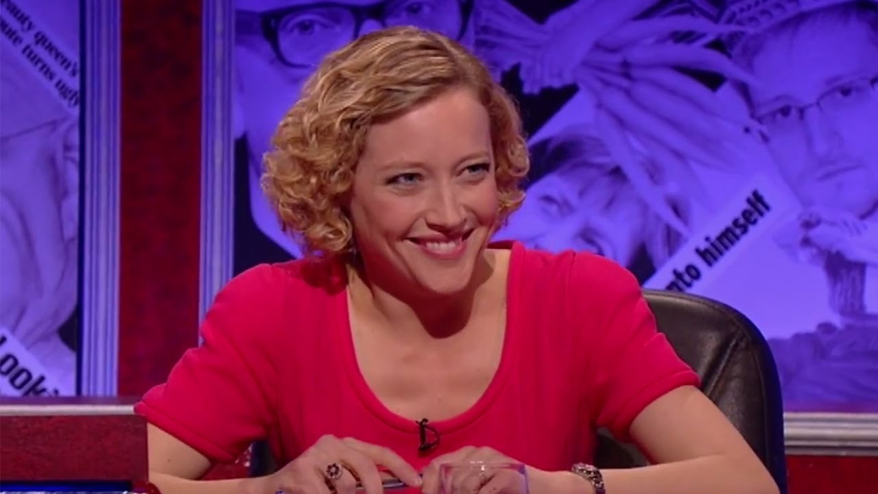 Cathy Newman | Have I Got News For You Wiki | Fandom powered by Wikia