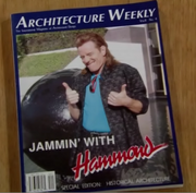 Hammond architecture weekly