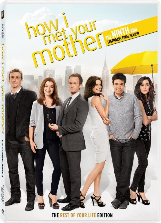 Image result for 'How I Met Your Mother' was inspired by 9/11 attacks