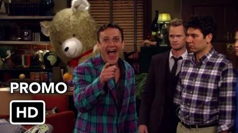 "HIMYM 8x04 Promo ""Who Wants To Be A Godparent"" (HD)"
